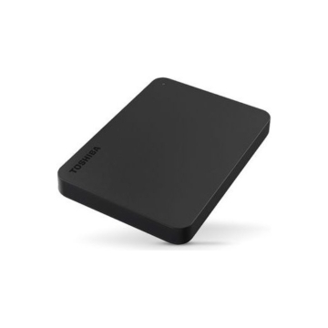 Toshiba  4 TB Canvio Basics USB3.0 black