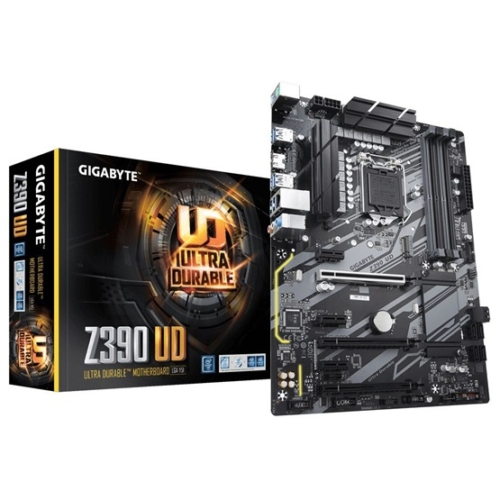 Gigabyte Z390 UD (REV 1.0)