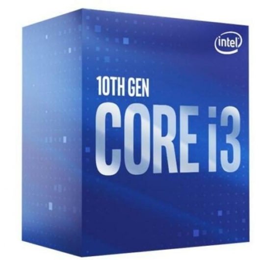 Intel Core i3-10100F 3.60/6.00MB/S1200