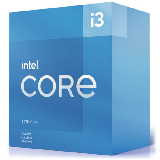 Intel Core i3-10105F 3.70GHZ